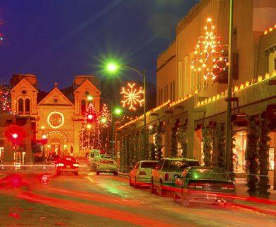 Santa Fe Vacation Rental Downtown