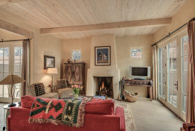 Santa Fe Vacation Rental B1