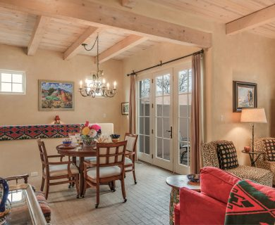 Santa Fe Vacation Rental B3