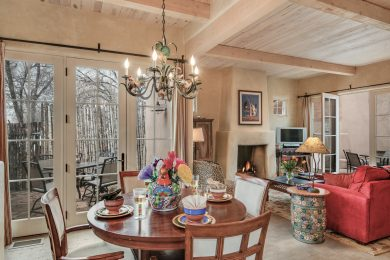 Santa Fe Vacation Rental B4