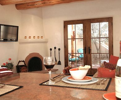 Santa Fe Vacation Rental c12