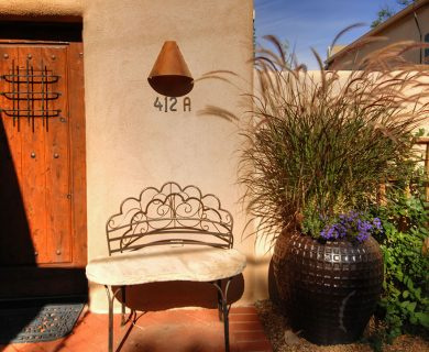 Santa Fe Vacation Rental c18