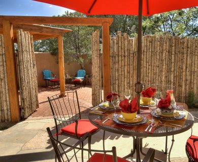 Gated Short Term Rental In Santa Fe
