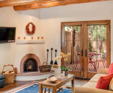Short Term Rentals in Santa Fe