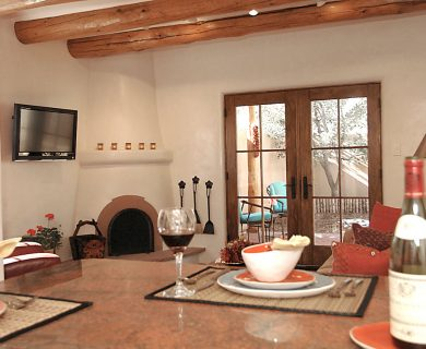 Santa Fe Vacation Rental d3