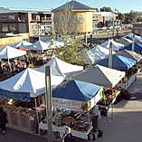 Santa Fe Vacation Rental Farmers Market