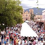 Santa Fe Vacation Rental Indian Market