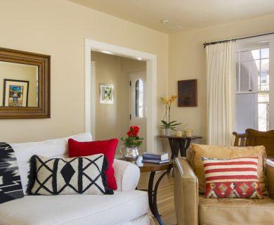 Casa Simpatica Living Room Details