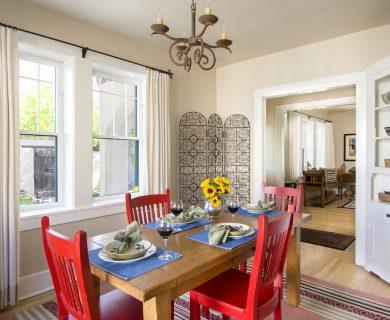 Family Dining Room Santa Fe Vacation Rental
