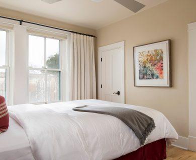 Santa Fe Vacation Rental Guest Bedroom