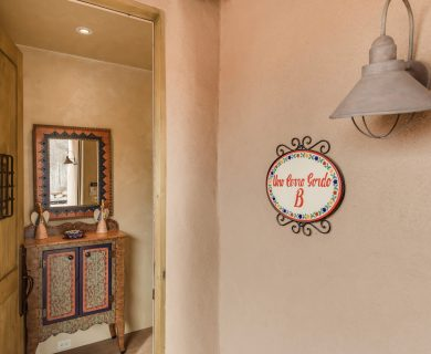 Local Santa Fe Vacation Rental