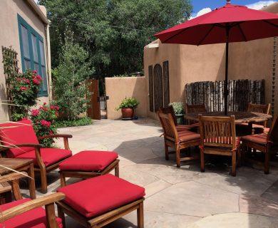 Sunny Patio Santa Fe Vacation Rental