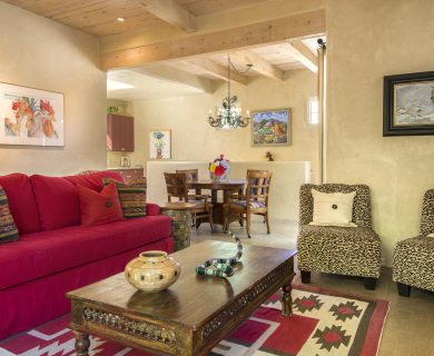 Furnished Vacation Rental Santa Fe