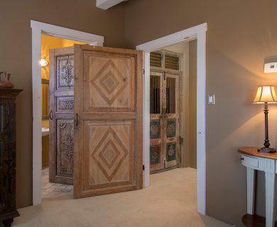 Beautiful Southwestern Vacation Rental Bedroom