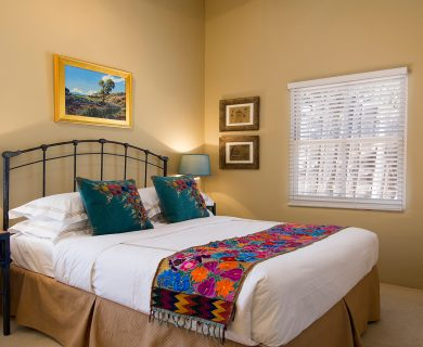 Decorated Santa Fe Vacation Rental