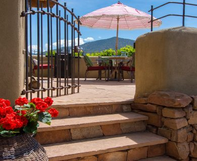 Santa Fe Vacation Rental with Private Gate