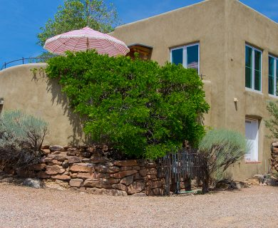 Santa Fe Vacation Rental with Balcony