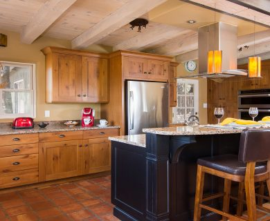 Vacation Rental with Granite Countertops