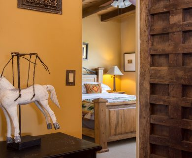 Rustic Santa Fe Vacation Rental