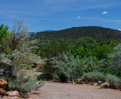 Santa Fe Vacation Rental with Driveway