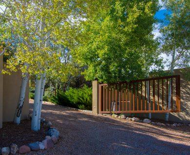 Private Santa Fe Vacation Rental