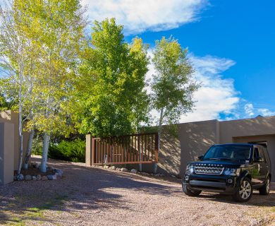 Santa Fe Vacation Rental with Parking