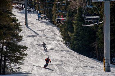 Skiing in Santa Fe