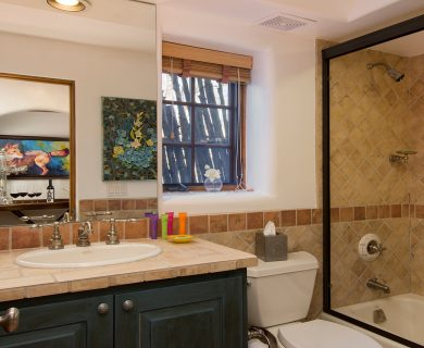 Master Bathroom Santa Fe Vacation Rentals