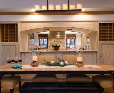 Santa Fe Luxury Vacation Rental with Semi Open Kitchen