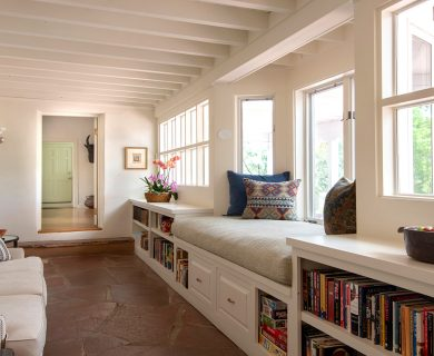 Santa Fe Vacation Rental with Reading Nook