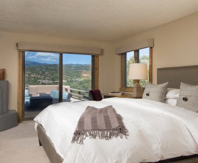 Santa Fe Vacation Rental with Majestic Views