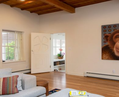 Santa Fe Vacation Rental with Luxury Living Room