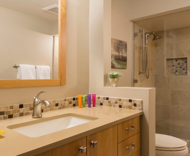 Santa Fe Vacation Rental with Walk in Shower