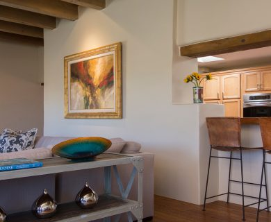 Santa Fe Vacation Rental with Open Concept Kitchen