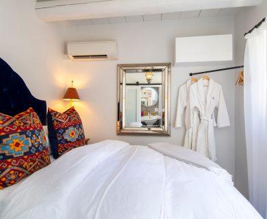 Prince's Detached Casita Bedroom